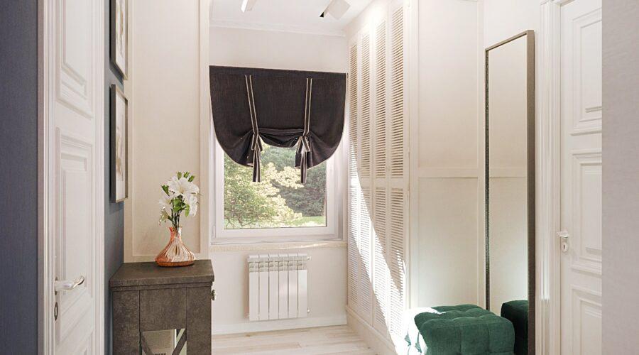 дизайн загородного дома, дизайн прихожей, дизайн интерьера, дизайн дачи