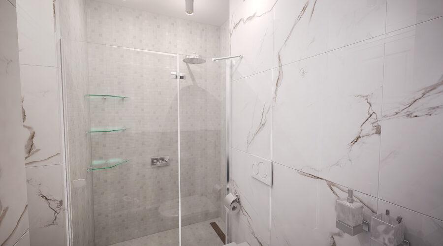 дизайн ванной, мрамор в ванной, дизайн интерьера, интерьер ванной, душевая