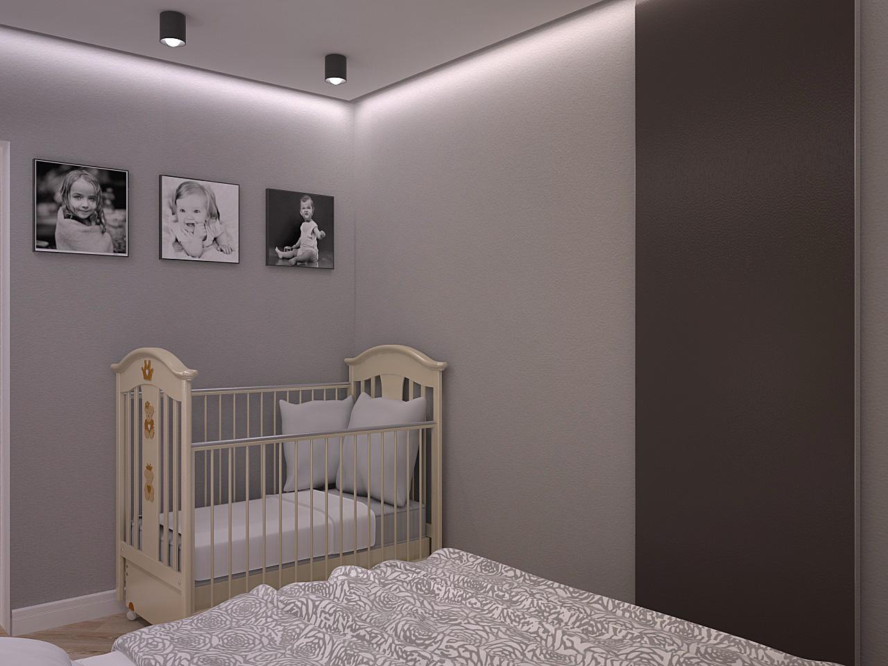 дизайн интерьера, дизайн спальни, дизайн для маленькой квартиры