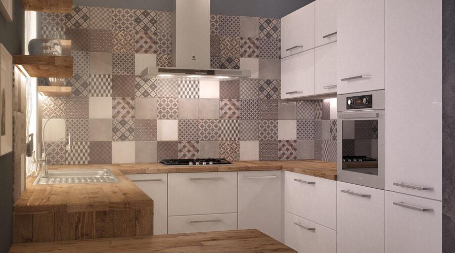 дизайн кухни, дизайн интерьера, кухня в современном стиле, кухня в стиле лофт