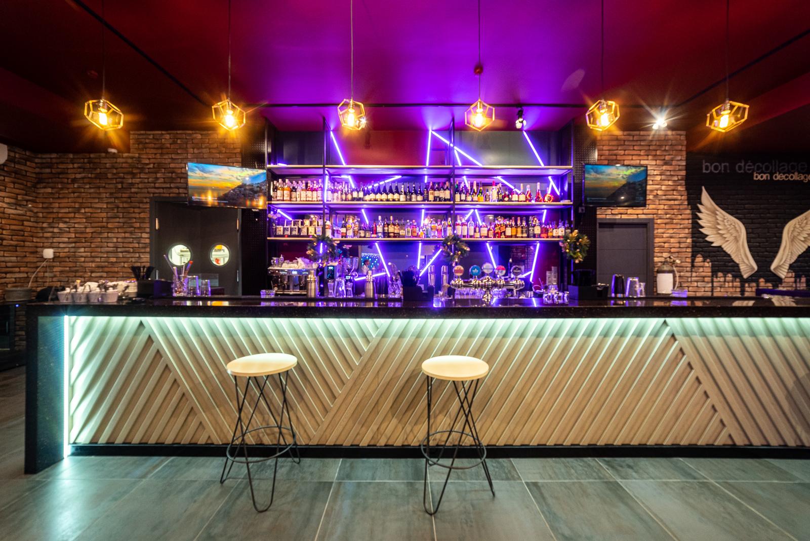 ресторан-бар, проект бара под ключ, дизайн ресторана в стиле лофт, дизайн ресторана под ключ, дизайн коммерческих помещений, дизайн интерьера, дизайн ресторана